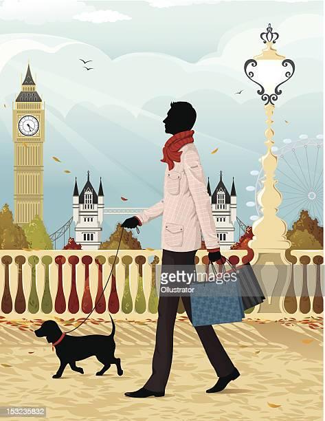 Shopping in London (im Herbst