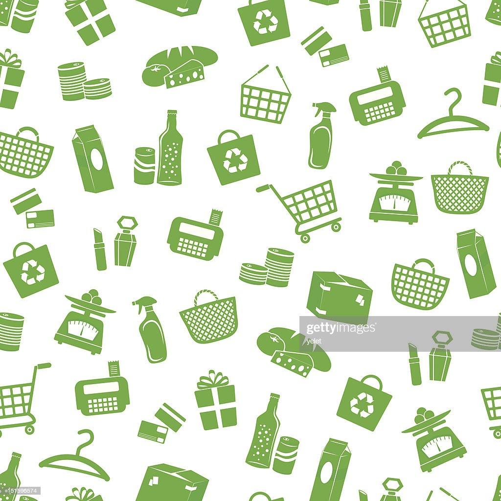 shopping pattern