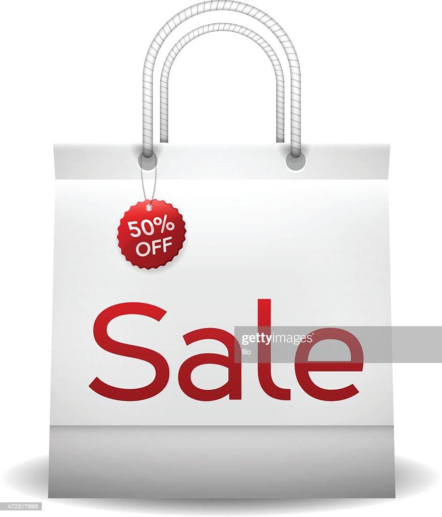 Shopping Sale : stock illustration
