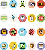 Shopping Vector Icons 3