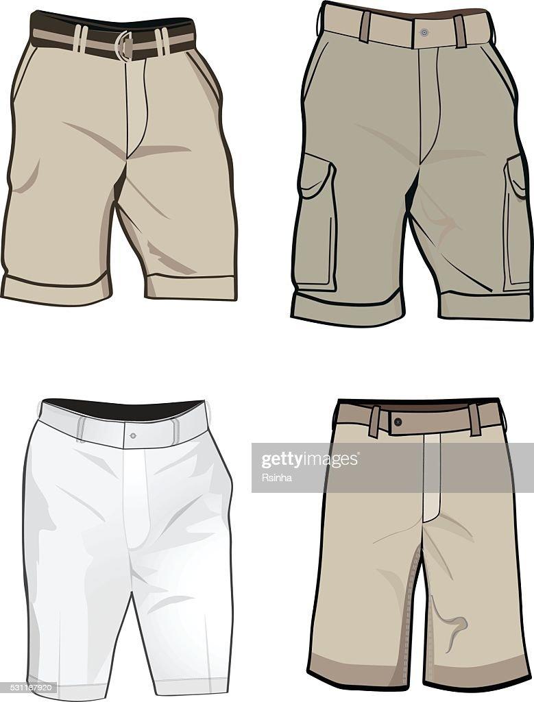 Shorts templates.