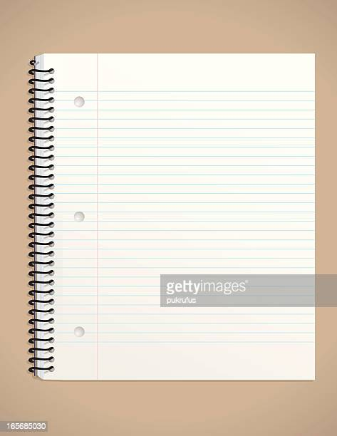 Side-Coiled Notepad
