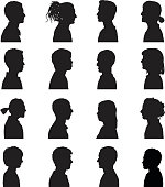 Sides of Heads