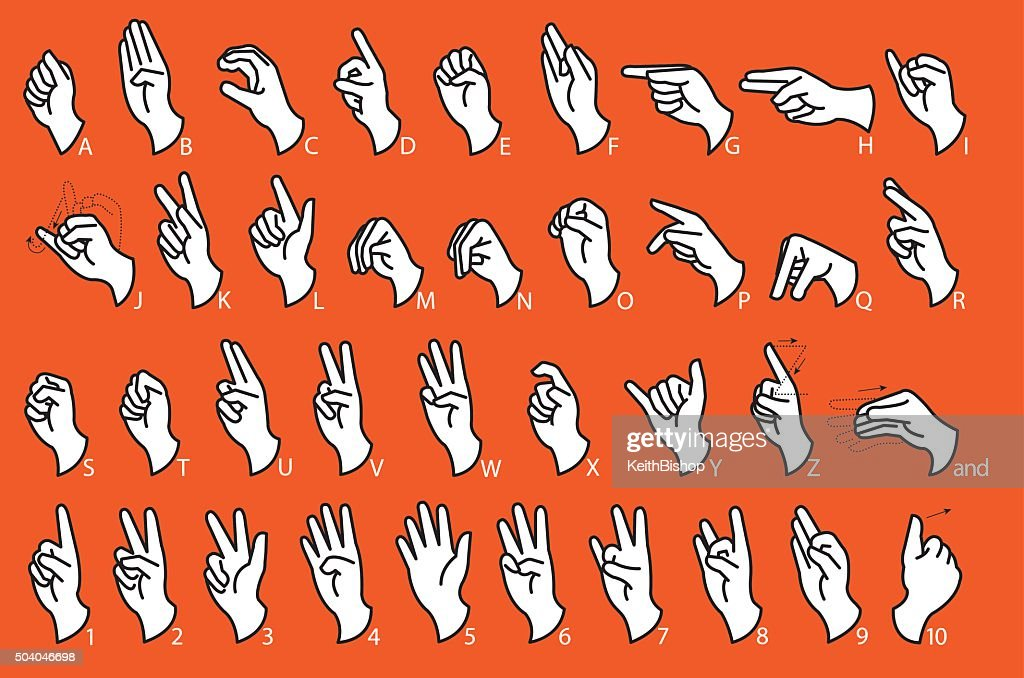 Sign Language - Communication