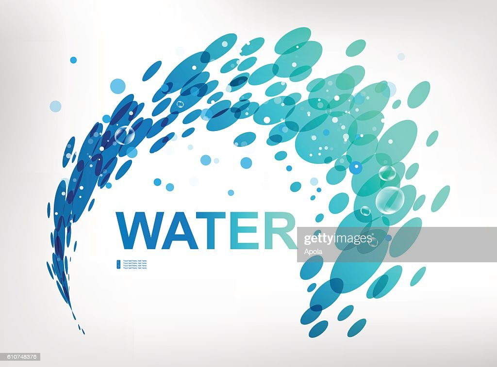 Sign water spray
