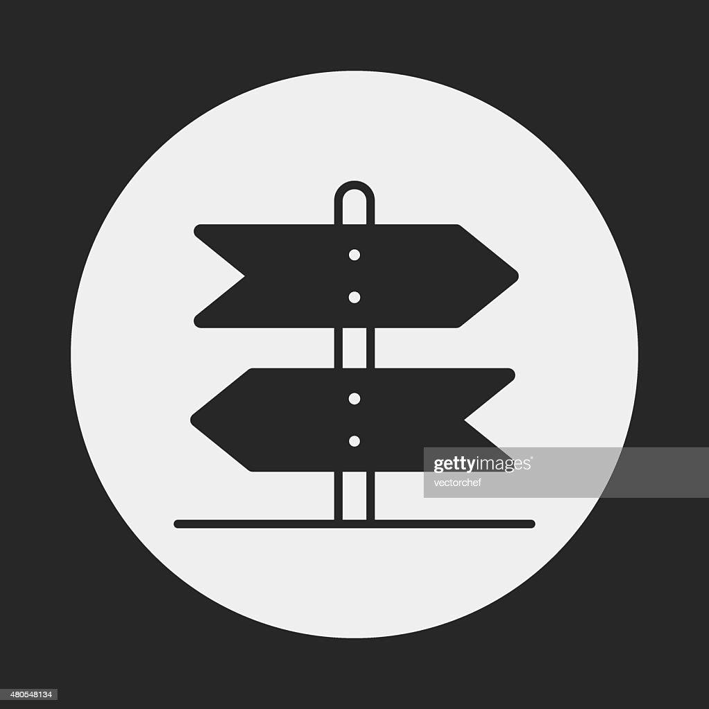 icono de señal : Arte vectorial