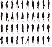 Silhouette / Women's fashion