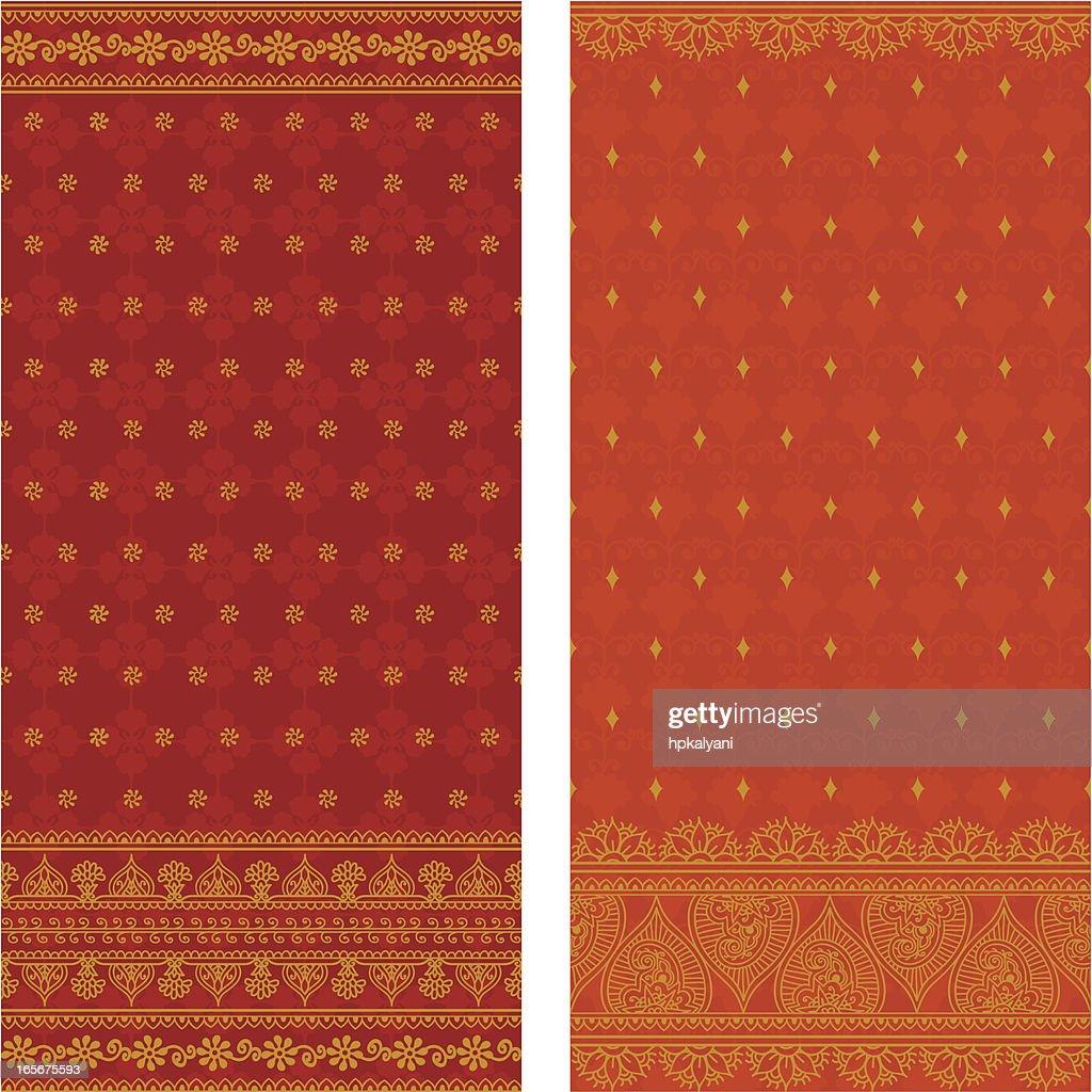 Silk Saris
