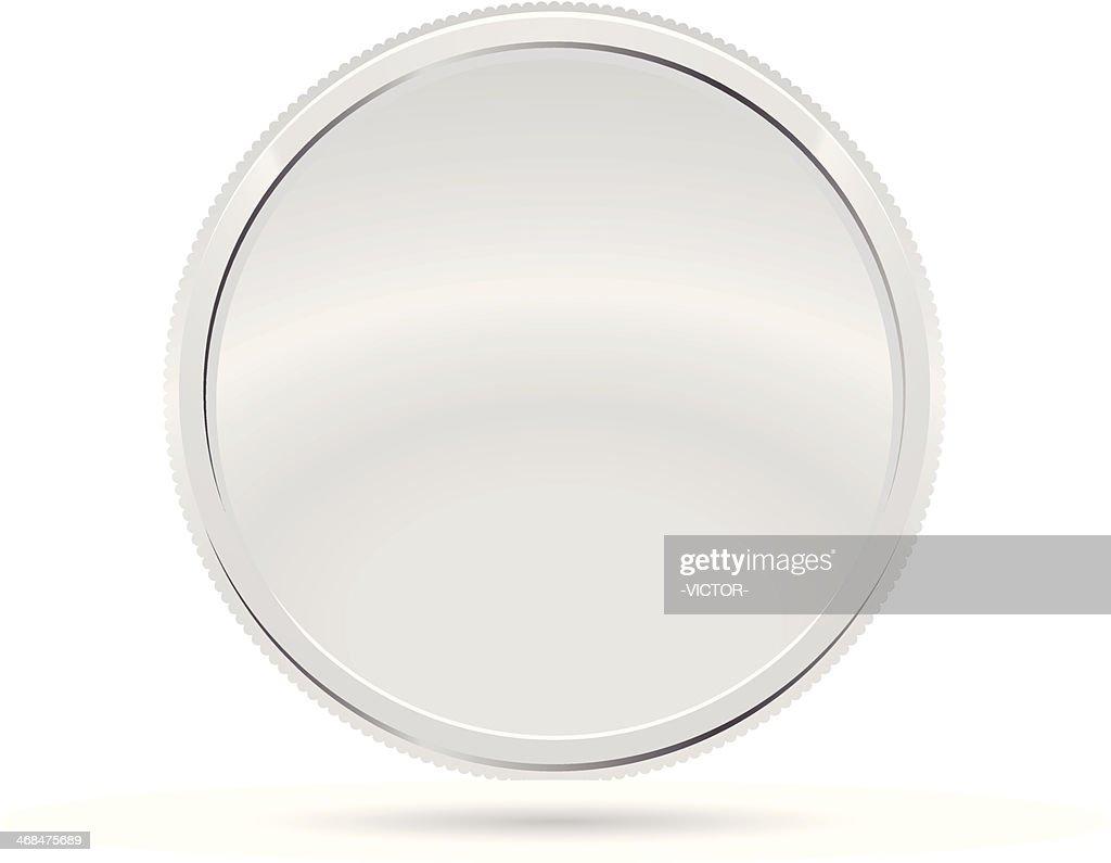 Silver Coin, Medal