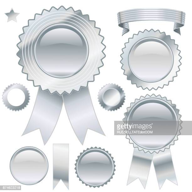 Silver decoration