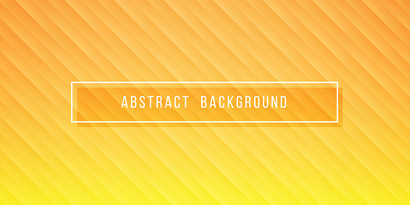 Simple Abstract Orange And Yellow Background - gettyimageskorea