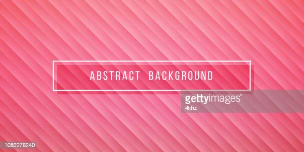 simple abstract pink background - girly wallpapers stock illustrations