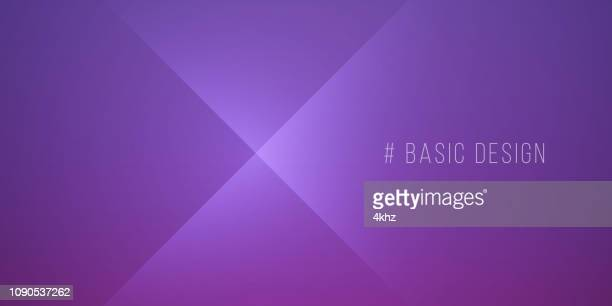 simple abstract purple background - purple background stock illustrations, clip art, cartoons, & icons