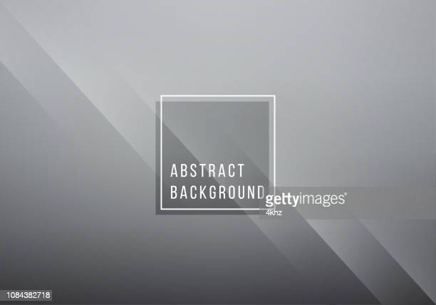 simple abstract texture grey background - vignette stock illustrations