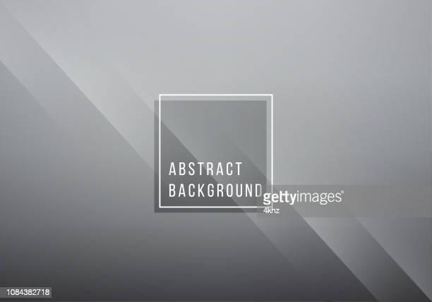 illustrazioni stock, clip art, cartoni animati e icone di tendenza di sfondo grigio texture astratta semplice - vignettatura
