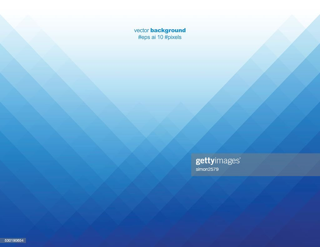 Simple blue color pixels background