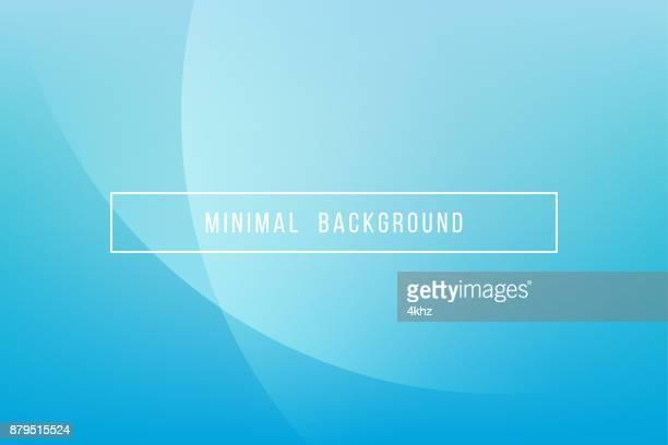 illustrazioni stock, clip art, cartoni animati e icone di tendenza di simple blue minimal modern elegant abstract vector background - elemento del design