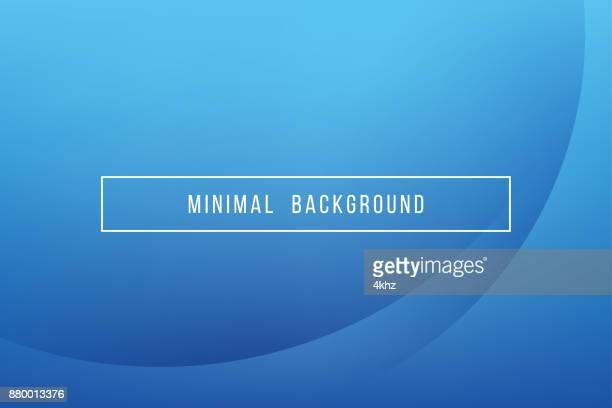 ilustraciones, imágenes clip art, dibujos animados e iconos de stock de fondo simple azul elegante moderno mínimo del vector abstracto - fondo azul