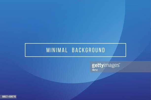 シンプルな青い最小限モダンなエレガントな抽象的なベクトルの背景 - ビネット点のイラスト素材/クリップアート素材/マンガ素材/アイコン素材