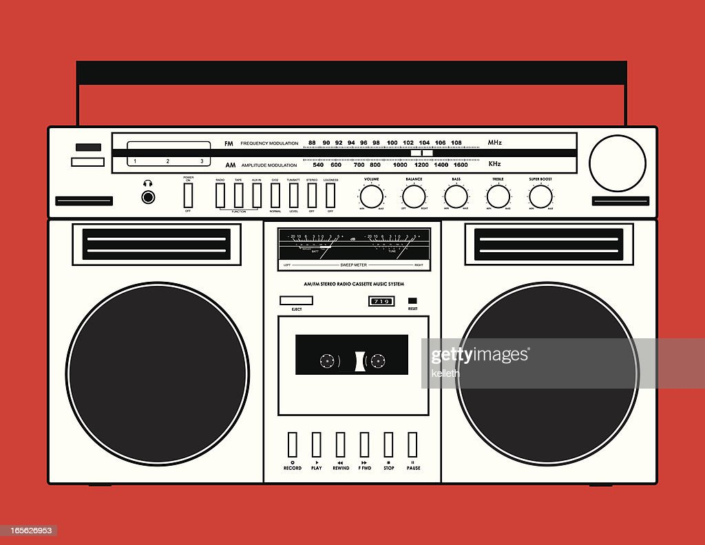 Simple Boombox