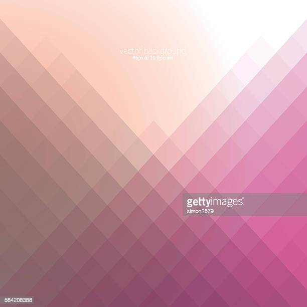 simple colorful pixels background - brown background stock illustrations