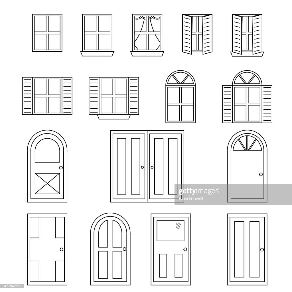 Simple Doors And Windows
