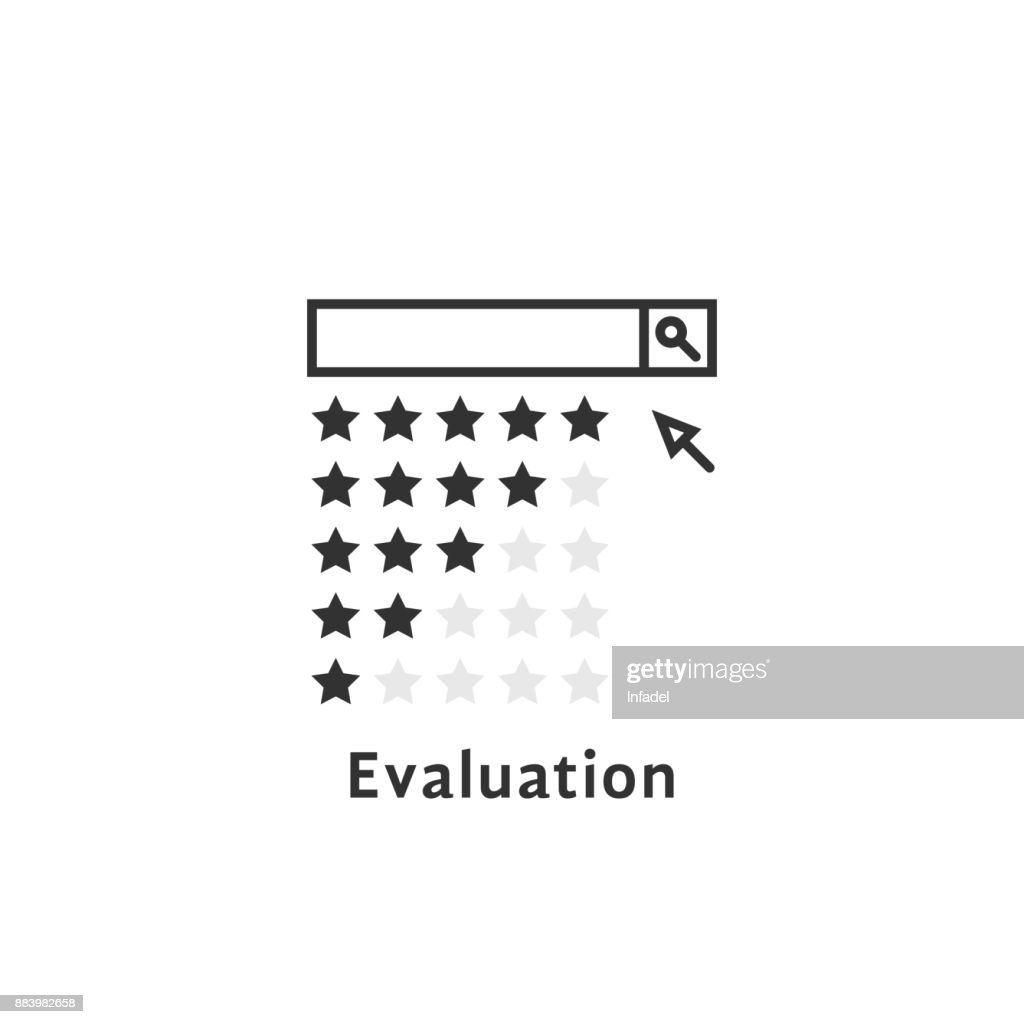 simple evaluation like review or searching