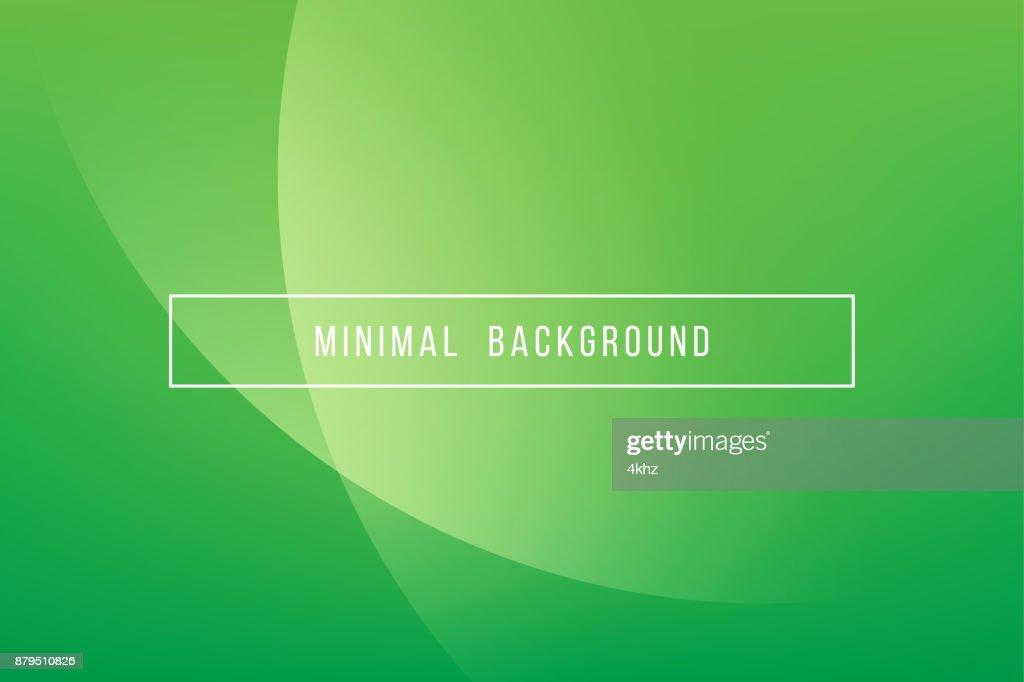 Simple Elegant Line Art : Simple green minimal modern elegant abstract vector background