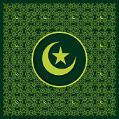 simple islamic pattern