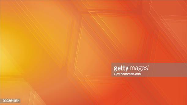 simple orange color background - orange color stock illustrations