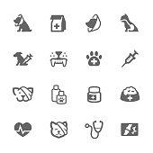 Simple Pet Vet icons