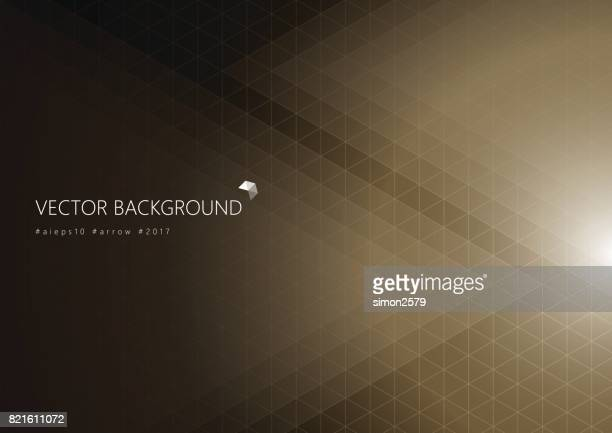 simple pixels design with brown color background - brown stock illustrations
