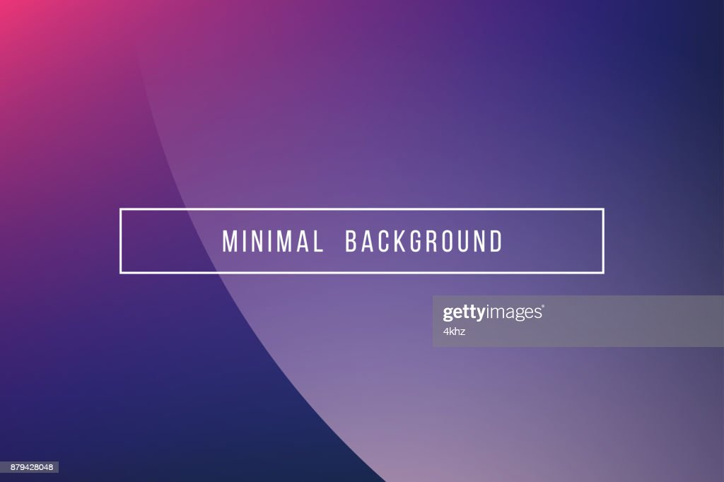 Simple Purple Minimal Modern Elegant Abstract Vector Background