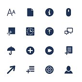 Simple set icon for app, programs and sites