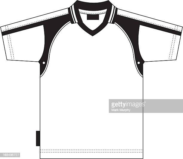 Simple Soccer Shirt
