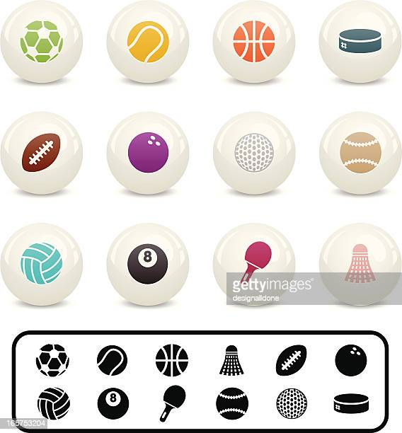 Simple Sports Icons (Orbs)