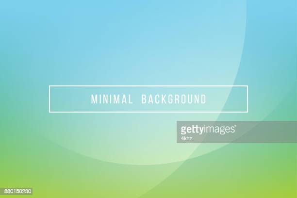 Simple Turquoise Minimal Modern Elegant Abstract Vector Background
