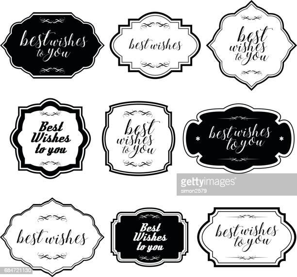 simple vintage frames and design elements - ornate stock illustrations, clip art, cartoons, & icons