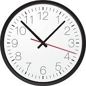 Simple wall clock