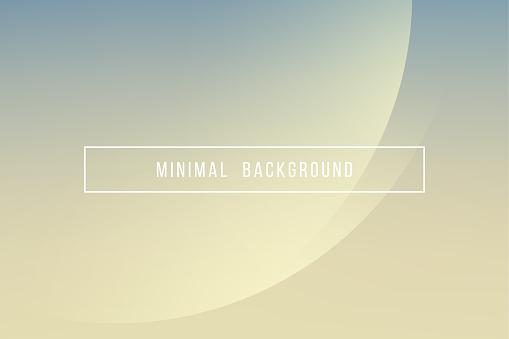 Simple Yellow Minimal Modern Elegant Abstract Vector Background - gettyimageskorea