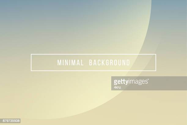 Simple Yellow Minimal Modern Elegant Abstract Vector Background