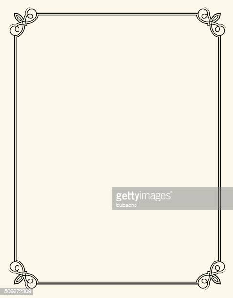 Simpleroyalty free vector Frame Design Graphic