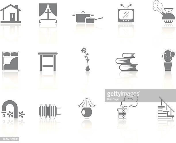 simplicity > home - vase stock illustrations, clip art, cartoons, & icons