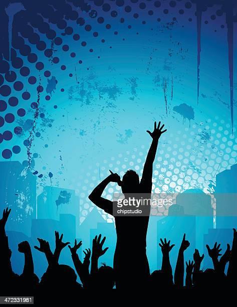Singer Crowd