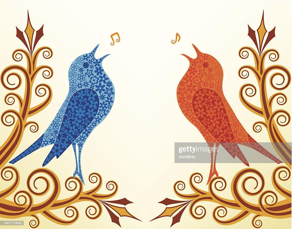 Singing a Duet