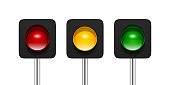 Single Aspect Traffic Lights