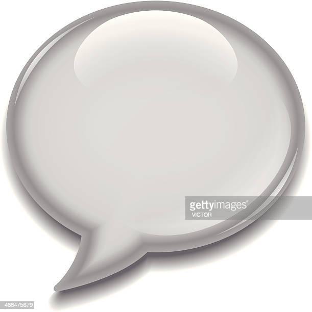 Single Badge (speech bubbles)