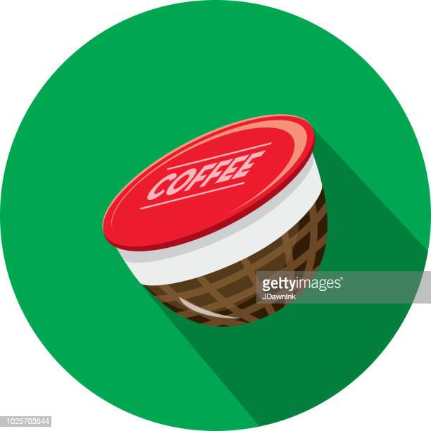 World's Best Coffee Capsule Stock Illustrations - Getty Images