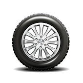 single car tire