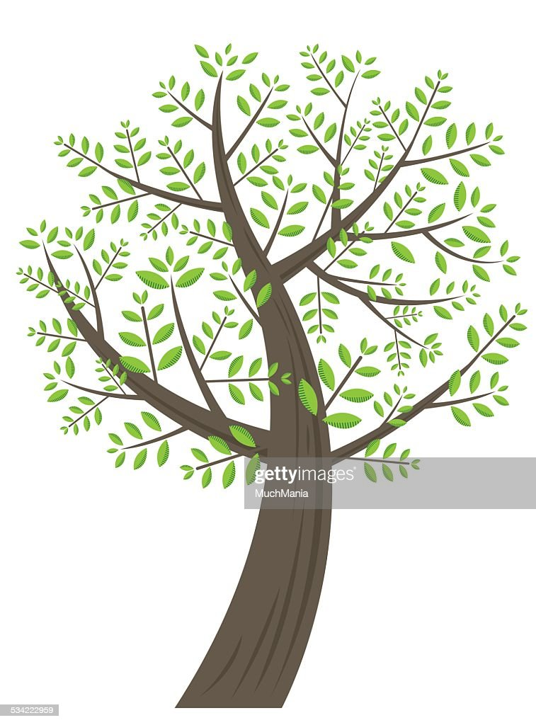 Single Tree Object